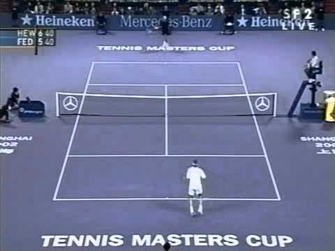2002.Shanghai.Hewitt.v.Federer.Highlights