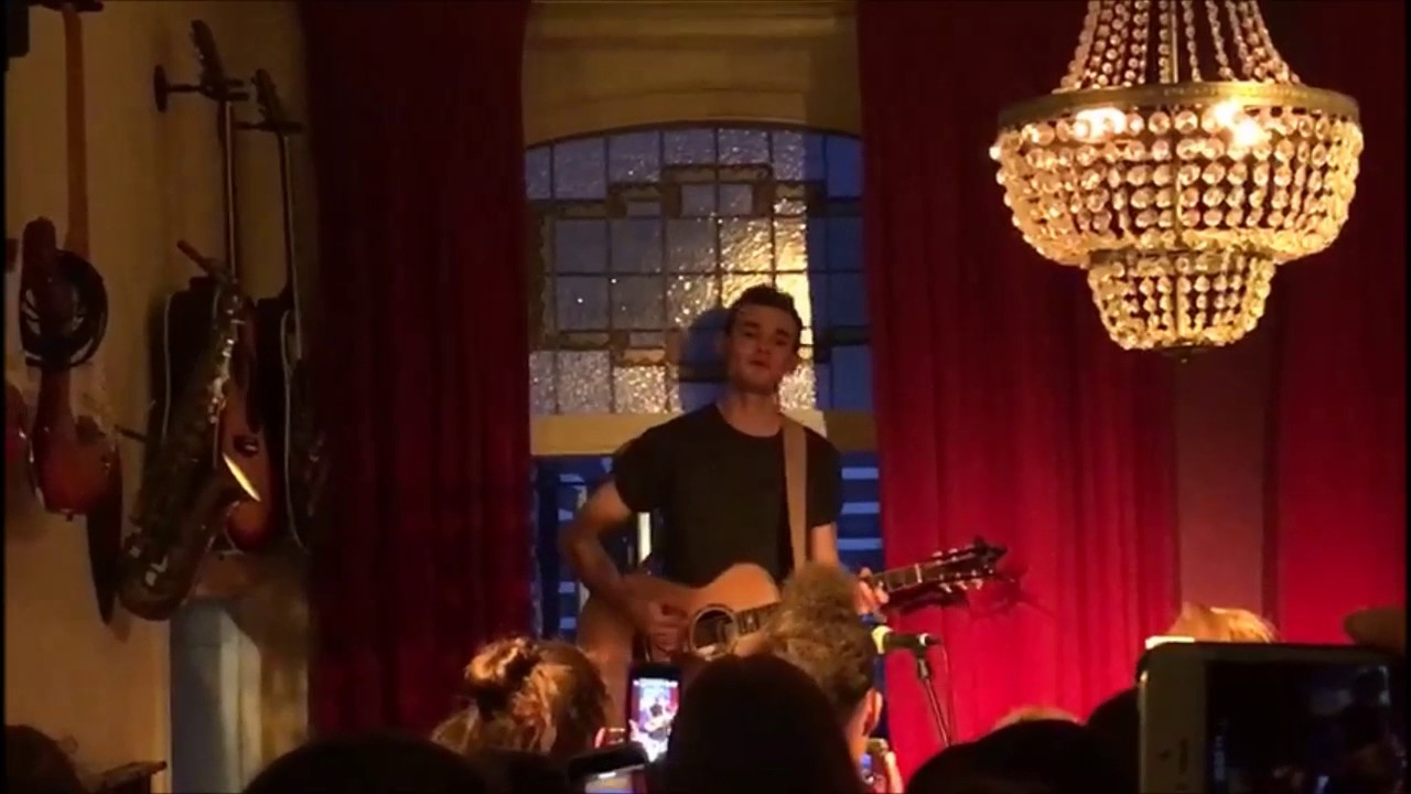 James Tw Live Meet And Greet The Backstage Hotel Amsterdam Netherlands