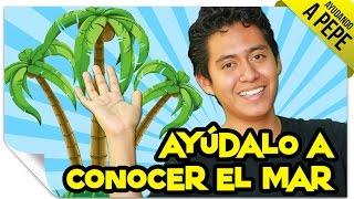 Ayuda a Pepe a Conocer el Mar en Navidad | AYUDANDO A PEPE | QueParió! thumbnail