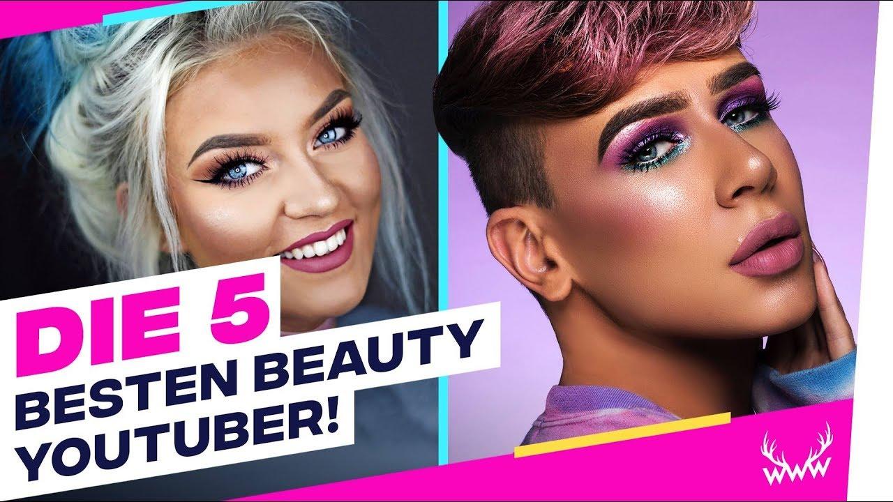 Beauty YouTuber
