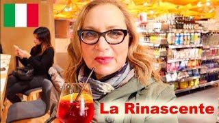 Шоппинг экскурсия в культовом универмаге La Rinascente Milan Italy Милан Италия