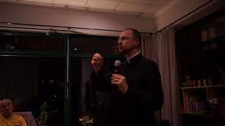 Konferencja o działaniu złych duchów - ks. dr Radosław Siwiński