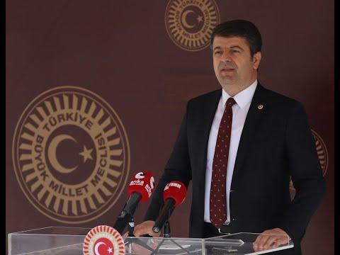 Milletvekili Tutdere, Çevre Ve Şehircilik Bakanı' na unutulan Adıyaman'ı hatırlattı