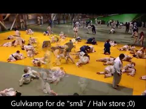 Copenhagen Camp 2013 Dag 1, Amager Judo Skole