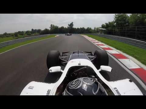 Williams F1 hungaroring Szalai Szabolcs
