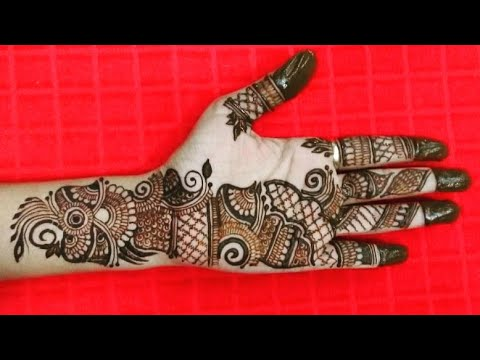 Arabic Mehndi Design For Hands Stylish Arabic Mehndi Designs 2019