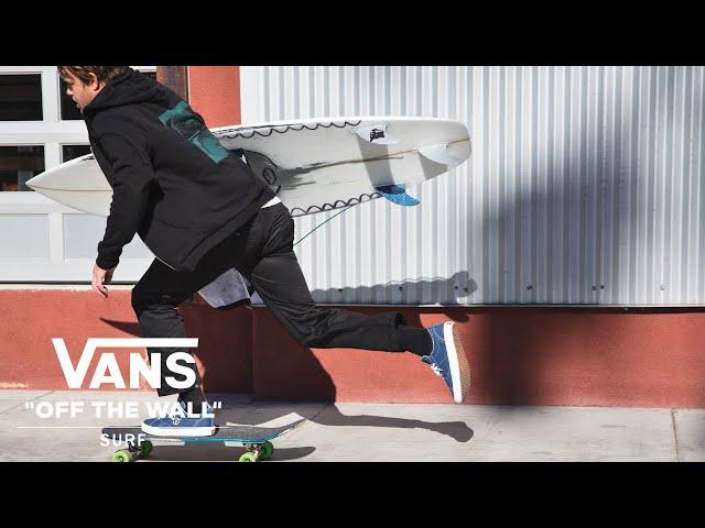 faa571f42d Vans Surf Introduces the Paradoxxx