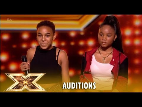 simon-pairs-up-two-girls-to-make-new-duo...-watch-what-happens!-|-the-x-factor-uk-2018