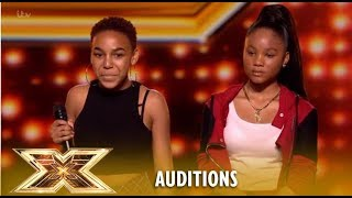 Download Simon PAIRS UP Two Girls To Make New Duo... Watch What Happens! | The X Factor UK 2018 Mp3 and Videos