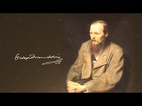 DOSTOEVSKY (graphics for documentary film about Omsk)
