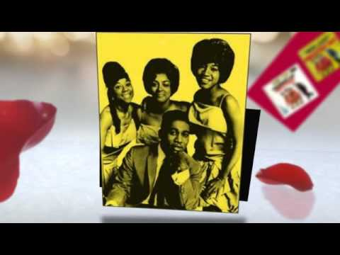 THE EXCITERS  say it with love