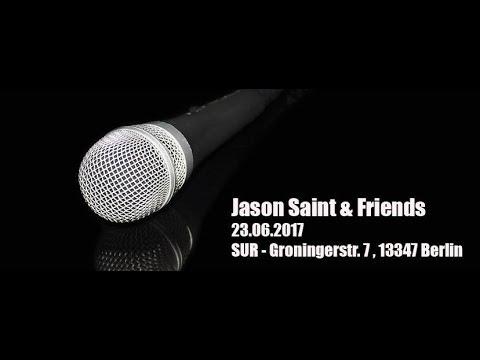 KreuzbergerJung (Flashbone) & 1st.Claas LIVE - Jason Saint & Friends, Berlin -  23.06.2017