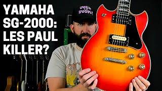 '79 Yamaha SG-2000: Unboxing a Gibson Les Paul Killer?