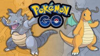 Dragoran und Rizeros besiegen + legendäre Fragen | Pokémon GO Deutsch #311