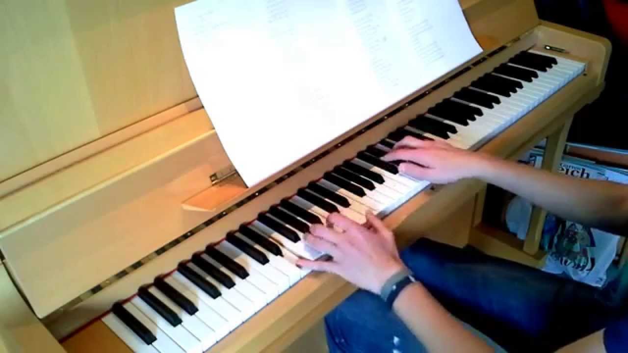 pur hitmix piano cover youtube