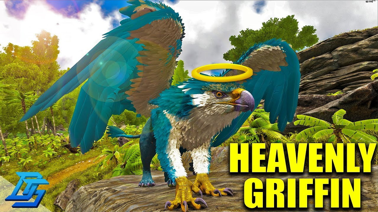 100+ Tamed Griffin – yasminroohi