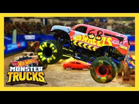 Best Of Monster Trucks LIVE | Monster Trucks: LIVE | Hot Wheels