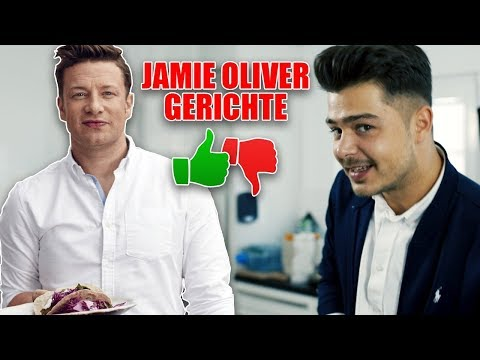 Jamie Oliver Gerichte | Testen&Bewerten