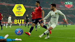 But Juan BERNAT (11') / LOSC - Paris Saint-Germain (5-1)  (LOSC-PARIS)/ 2018-19