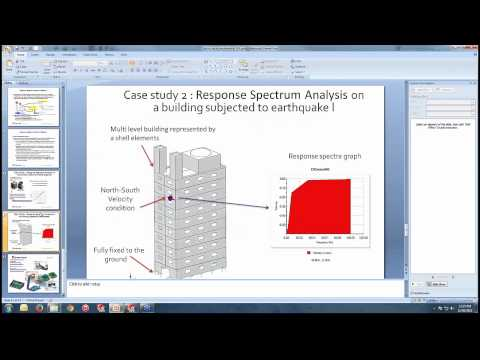 Intercad Webinar: Earthquake Simulation with SOLIDWORKS