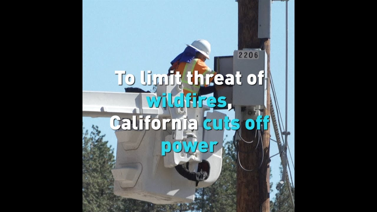 A new round of PG&E power outages could put 500000 Californians ...