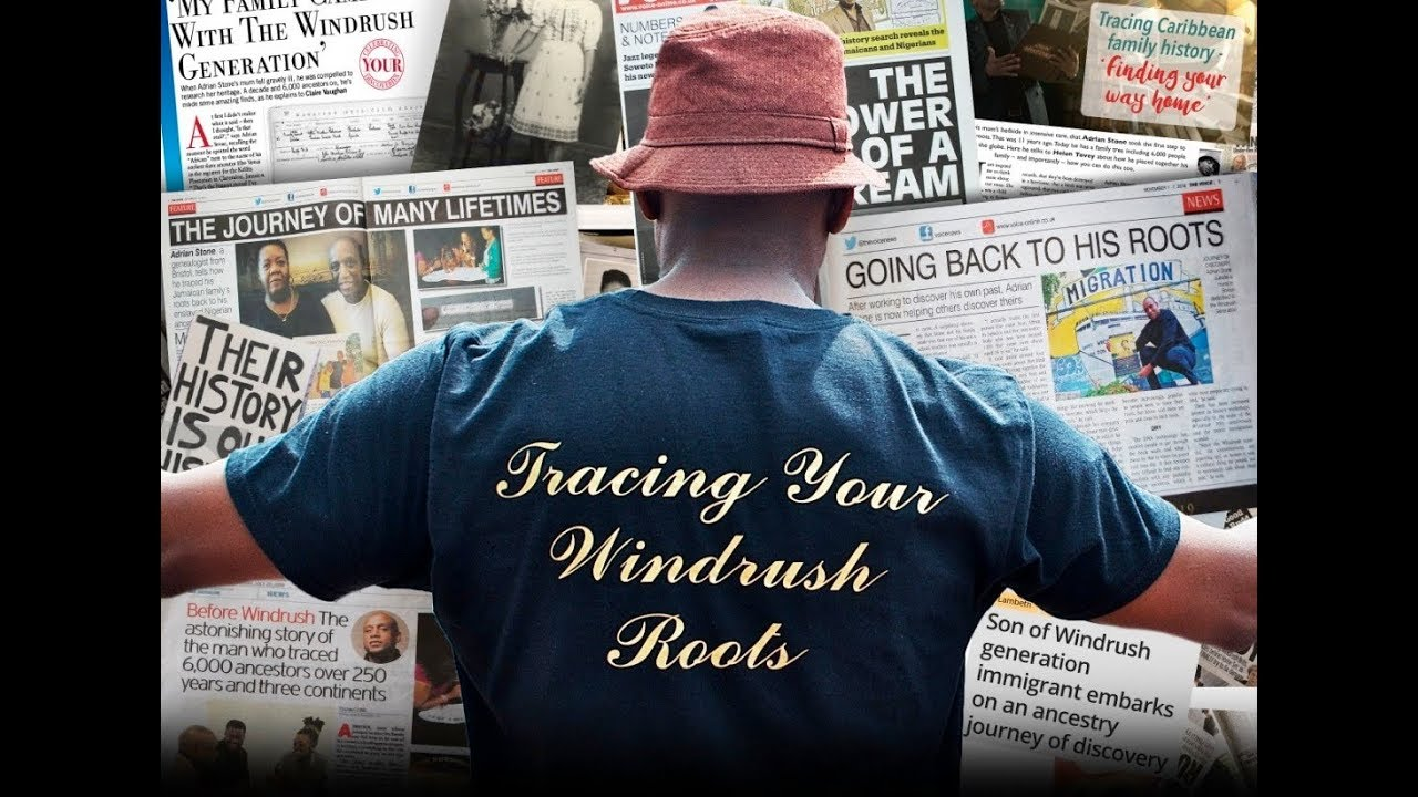 TRACING YOUR WINDRUSH ROOTS | The Experience (Testimonials) Hosted by Adrian Stone