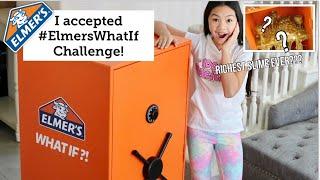 Elmer's What If?! CHALLENGE!
