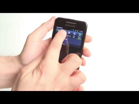 Samsung GALAXY Beam - recenzja ISTV [PL] test [Mobzilla #94]