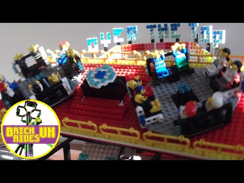 Lego Ride Over The Top - YouTube