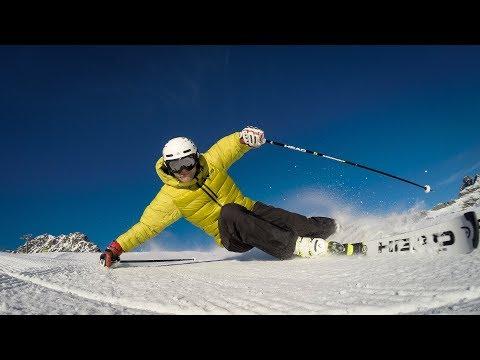 Горные лыжи видео уроки для прогрессирующих