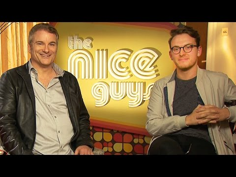 Jack Howard & Shane Black  Talking filmmaking