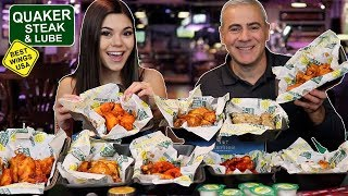 Download SAUCY WINGS MUKBANG! Mp3 and Videos
