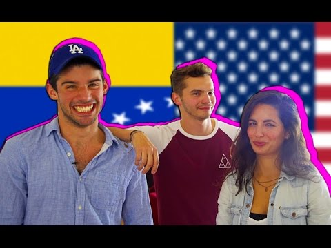 If VENEZUELAN Sayings Were Said In ENGLISH | mitú
