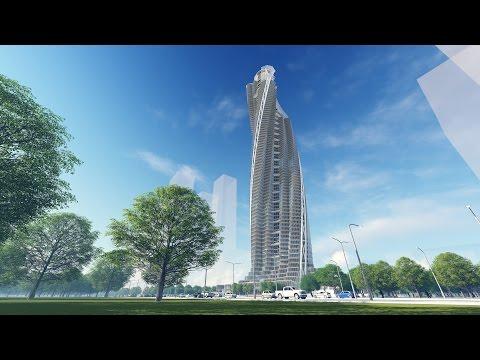 Arcadia Grand Tower   Clark Global City