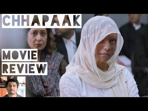 Chhapaak   Bloomspoon Movie Review