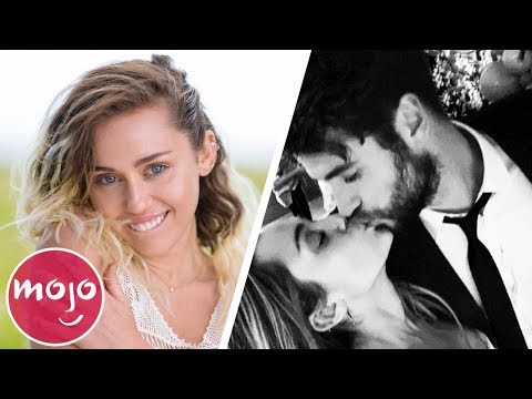 Top 10 Times Miley Cyrus & Liam Hemsworth Made Us Believe in Love