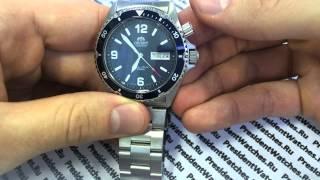 Часы Orient EM65002D - видео обзор японских часов Ориент от PresidentWatches.Ru