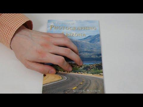 The Handbook of Photographing Arizona Book