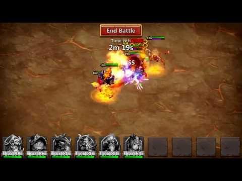 Castle Clash Boss Challenge 2 Aka Boss 5