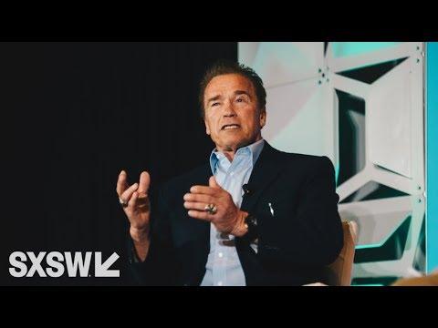 Arnold Schwarzenegger Joins POLITICO's Off MessageSXSW 2018