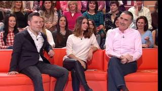Menuda Noche 2014/15: Programa completo con Elena Furiase y Tiziano Ferro