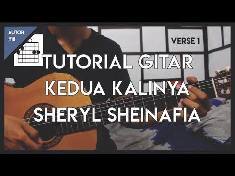 Tutorial Gitar (KEDUA KALINYA - SHERYL SHEINAFIA)