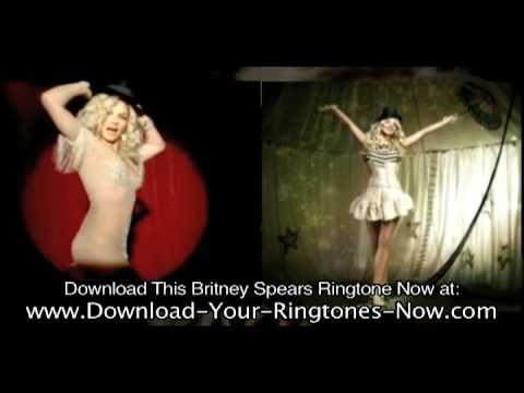Britney Spears Circus Video + Ringtone