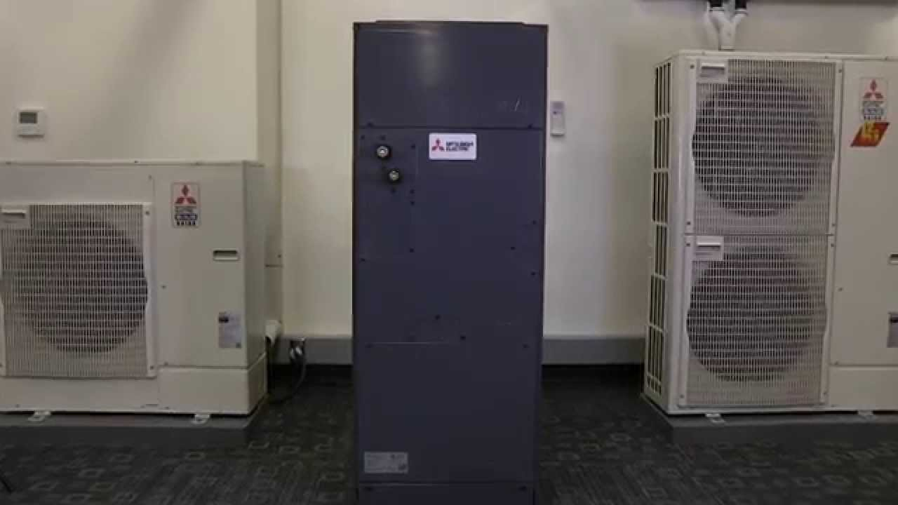 How To Disassemble The Mvz Pva Multi Position Air Handler
