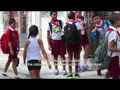 What is Cuba Known For ? ( Pt. 1) - Education