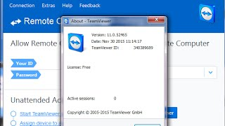 how to use free teamviewer 2016    how to install for free teamviewer