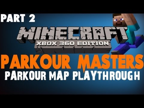 how to get a parkour map in minecraft xbox one