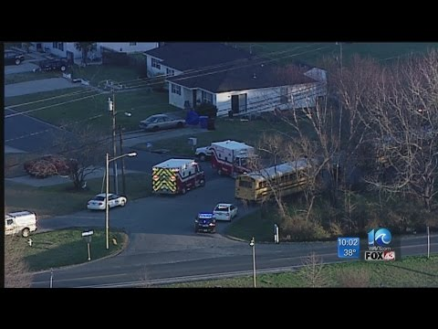 2 Chesapeake school buses involved in crash; 5 students taken to hospital