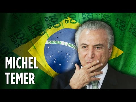How Corrupt Is Brazil's New President?