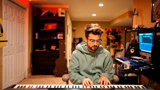 Jeremy Zucker & Chelsea Cutler - this is how you fall in love (COVER by Alec Chambers)